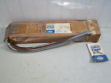 NOS 1964 FORD GALAXIE 500, CUSTOM 500 4 DOOR SEDAN RH REAR DOOR BELTLINE MLDG.