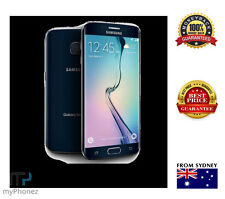 Original Samsung Galaxy S6 Edge Blue SM-G925P 4G LTE 32GB Unlocked, Oz Seller