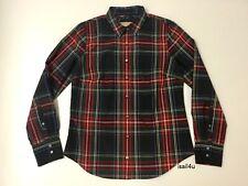 J.Crew Perfect Shirt In Stewart Plaid NWT Women's Size: 6