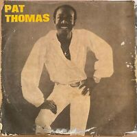 afro funk disco boogie PAT THOMAS 1980 ♫ Mp3 Ivory Coast O.I.R. Reggae Highlife
