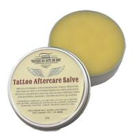 Tattoo Aftercare Salve - All natural - tattoo salve - tattoo care - 2 oz Tin
