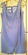 Escada Powder Blue Dress