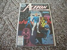 ACTION COMICS # 612 (Weekly 1988, DC Comics) VF/NM