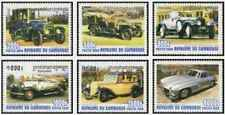 Timbres Voitures Cambodge 1756/61 ** année 2000 lot 24626 - cote : 13,50 €