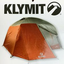Klymit Cross Canyon Tent 4 Person - Family Tent Car Camping  *NEW*