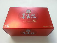 New 6 Years Root Korean Red Ginseng Korean Natural Health Drink 10Packs