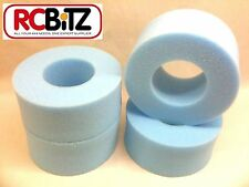 FOAM TYRE INSERTS 4 for RC 2.2 Wheels Tyres eg AX10 tire foams rcbitz