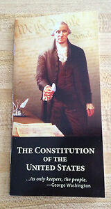 300 UNITED STATES POCKET CONSTITUTION & DECLARATION OF INDEPENDENCE BRAND NEW
