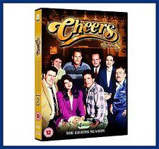 CHEERS - COMPLETE SEASON 8 - EIGHTH SEASON **BRAND NEW DVD **