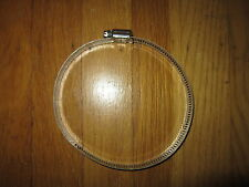"""#72 STAINLESS STEEL MARINE 5"""" HOSE CLAMP ALL 300 STAINLESS STEEL"""