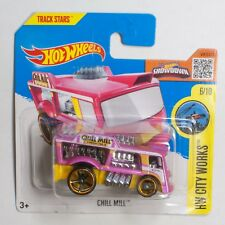 HW0009 Hot Wheels 2016 Chill Mill 6/10 - HW City Works DHW56