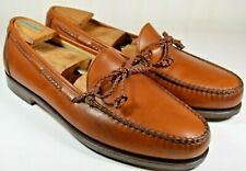 Allen Edmonds Colebrook Loafer Chestnut Brown Size US 11.5 D Made in USA