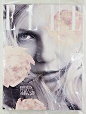 Kirsten Dunst Kim Noorda Vlada Roslyakova Martha Streck Elle Magazine SEALED VTG