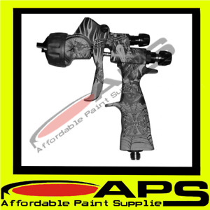 Limited Edition Walcom Carbonio Spray Gun West Coast Choppers Edition