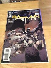 DC Batman #1 New 52 First Print Comic