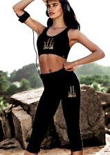 Lipsy Leggings Capri Sportswear Dance wear Joggers Comfort Size Small Lipsy LDN