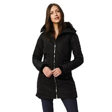 Regatta Womens Pernella Insulated Padded Jacket Womens Outdoor Long Coat 8-20