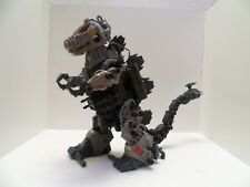 Vintage 1980's Tomy Zoids Robot Motorised Toy - Mighty Zoidzilla