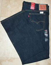 LEVI'S 517 men's Jeans Boot Cut W44 L32 color:Rinse NEW WITH TAGS