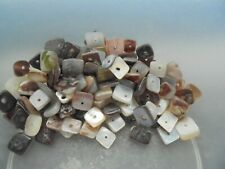 20pcs Two Hole Mother Of Pearl Square Pendant,Natural White Mother Of  Pearl Beads,Square Pendant Jewelry Making,321 White Shell Beads DIY