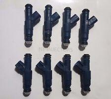 Flow Matched Refurbished 24 lb/hr EV6 Fuel Injectors Bosch 0280156162 Set of 8