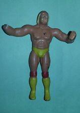 VINTAGE 1985 LJN TITAN SPORTS WWF HULK HOGAN BEND-UMS WRESTLING ACTION FIGURE