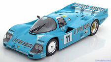1:18 Norev Porsche 962 C  #11, 24h Le Mans 1987 Leyton House