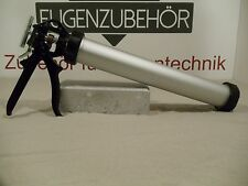 Profi Silikonspritze Kartuschenpistole Beutelpresse Rohrpresse Cox600 Power 12:1