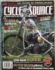 Cycle Source Eve Case Repair 5 Killer Customs October 2015 FREE SHIPPING!