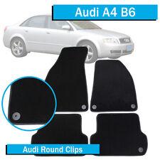 Audi A4 B6 - (2000-2006) - Tailored Car Floor Mats - Sedan and Wagon
