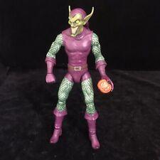 "Marvel Legends 7"" Action Figure Green Goblin Onslaught ToyBiz 2006 Rare Toy"