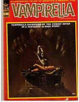 Vampirella # 8  (Vol 1 1970) FN+ Warren Magazine
