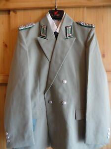 NVA DDR Jacke  Hemd Binder Offizier