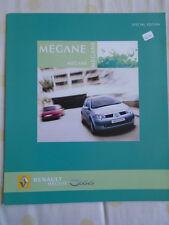 Renault Megane Oasis brochure Apr 2005