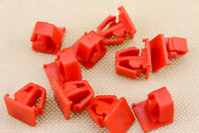 10 Pcs For Honda Civic CR-V Moulding Clips Red 75305-SH4-003 for Acura TL