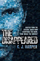 The Disappeared, Harper, C.J. , Good | Fast Delivery