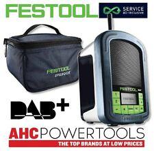 Festool SYSROCK BR 10 DAB+ Site Radio - 202112