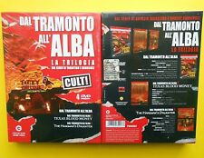 quentin tarantino dal tramonto all'alba texas blood money box 4 dvd cofanetti gq