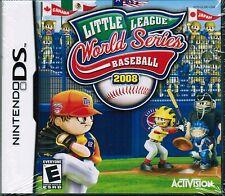 Little League World Series Baseball 2008 Nintendo DS Sports Video Games