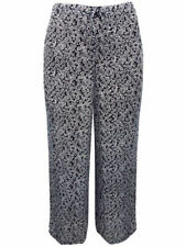 Yours Plus Size Viscose Trousers for Women