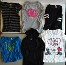 Lot of 10 Junior Women's Size Small Tops Shirts Old Navy, No Boundries, Disney