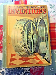 The Wonder Book of Inventions
