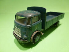 LION CAR  1:50 DAF BVB MAASLAND -  KIKKER DAF   - IN GOOD  CONDITION