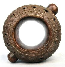 Art Africain - Imposant Bracelet Tikar en Bronze - Quality Item - 15,5 Cms +++++