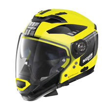 CASQUE MULTISEGMENT NOLAN N70-2 GT BELLAVISTA N-COM - 26 LED YELLOW TAILLE S