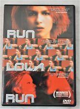 Run Lola Run (Dvd, 1999, Original 2 channel German and English)