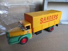 922G Altaya Unic ZU 1962 Sanders 1:43 Camions d'Autrefois