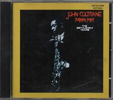 JOHN COLTRANE: TURNING POINT - The Bethlehem Years (BET 6003-2), CD wie neu