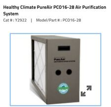 Lennox Healthy Climate PureAir Pco16-28 Air Purification System
