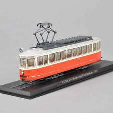Christmas Kids Toy 1:87 Tram Model Atlas C1 Nr.141 (Simmering-Graz-Pauker) 1957